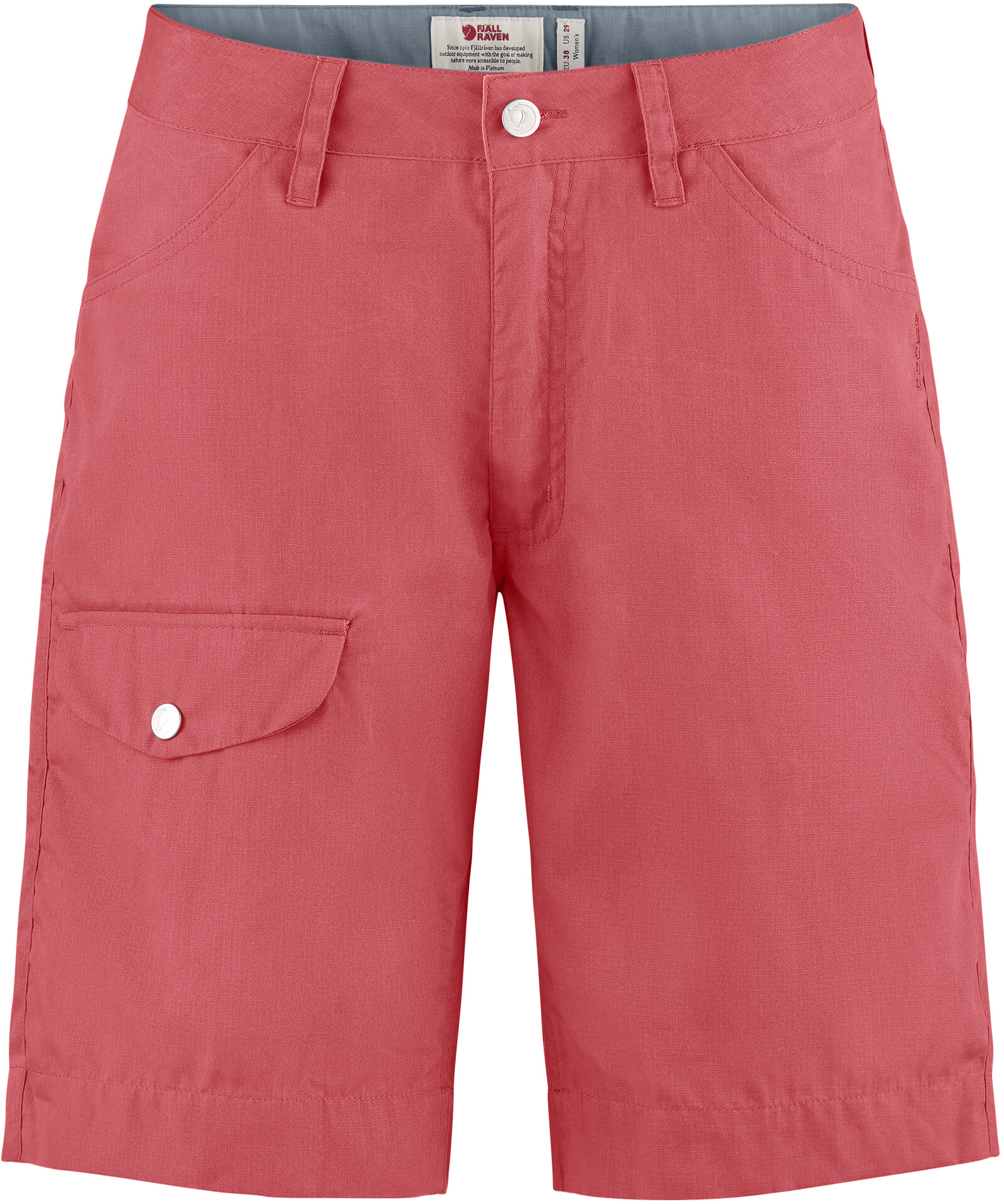 Fjällräven Greenland Shorts Damer, peach pink